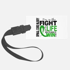 Spinal Cord Injury FightOfMyLife Luggage Tag