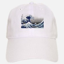 great wave of Kanagawa by hokusai Baseball Baseball Baseball Cap