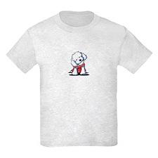 Maltese In Dots T-Shirt