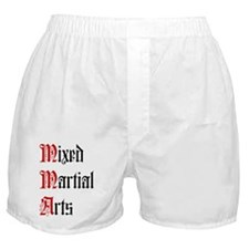 Mixed Martial Arts Boxer Shorts