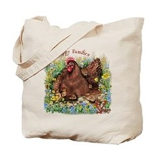 Chicken Familytote Bag