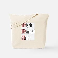 Mixed Martial Arts Tote Bag
