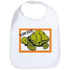 SLOW RIDE - TURTLE Bib