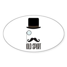 Old Sport Decal