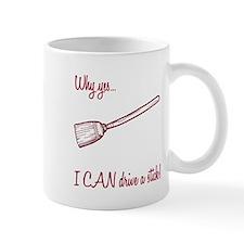 Why yes I can drive a stick Mug