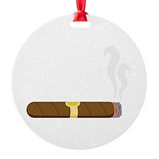 Cigar Ornament