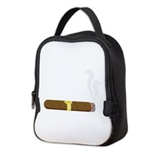 Cigar Neoprene Lunch Bag