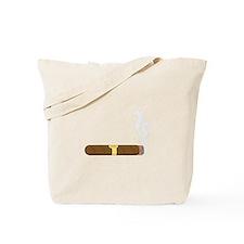 Cigar Tote Bag