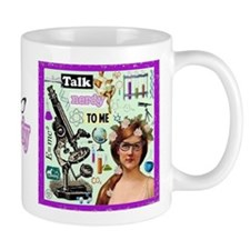 Talk Nerdy To Me Mug Mugs