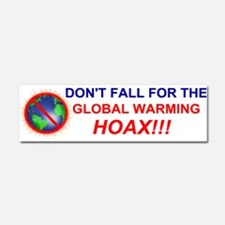 Funny Climate change Car Magnet 10 x 3