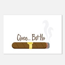 Close But No Cigar Postcards (Package of 8)