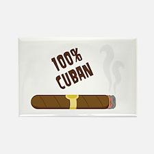 100 Percent Cuban Magnets