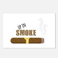 Up in Smoke Postcards (Package of 8)