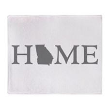 Georgia Home Throw Blanket