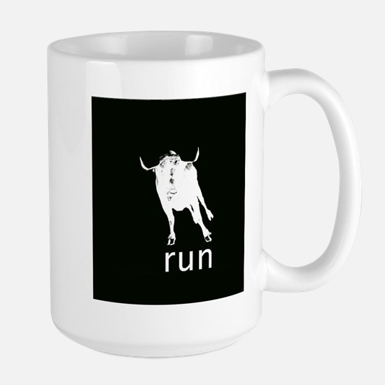 Running With The Bulls Mugs