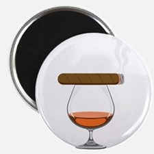Brandy Cognac Cigar Magnets