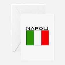 Napoli, Italia Greeting Cards (Pk of 10)