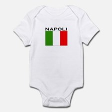 Napoli, Italia Infant Bodysuit