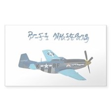P-51 Mustang Decal