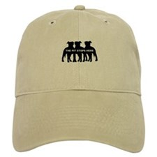 The Pit Stops Here Baseball Baseball Cap