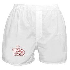 Personalized Fastpitch Softball Original Boxer Sho