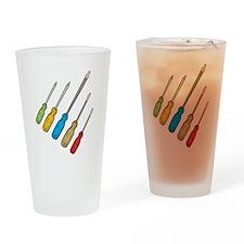 Screwdriver Set Drinking Glass