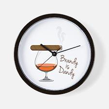 Brandy is Dandy Wall Clock