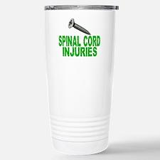 Screw Spinal Cord Injur Travel Mug