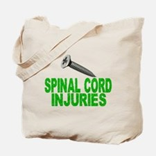 Screw Spinal Cord Injuries 1 Tote Bag