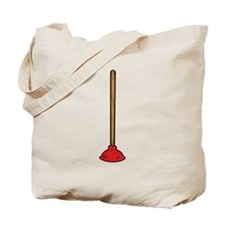 Plunger Tote Bag