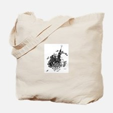 EyeSee My World Tote Bag