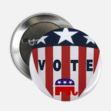 "VOTE 2.25"" Button (10 pack)"