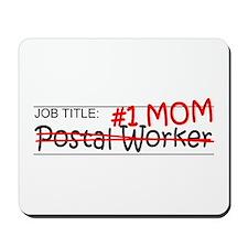 Job Postal Worker Mousepad