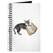 Reading Cat Journal