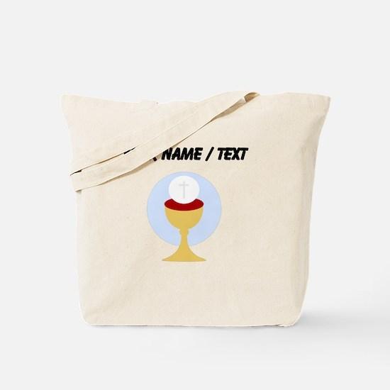 Custom Christian Communion Tote Bag