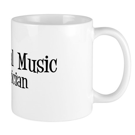 Support Local Music Mug
