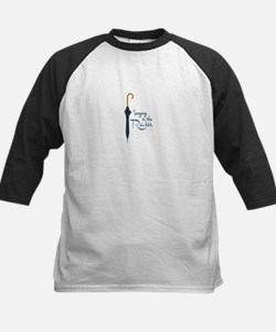 Singing in the Rain Baseball Jersey