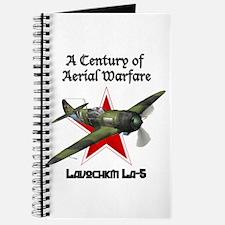 Lavochkin La-5 Journal