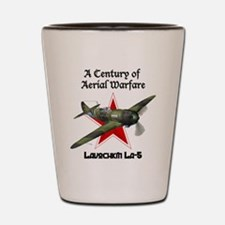 Lavochkin La-5 Shot Glass