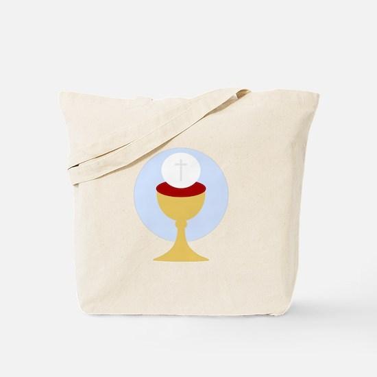 Christian Communion Tote Bag