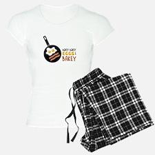 Wakey Wakey Eggs Bakey pajamas