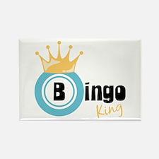 Bingo King Magnets
