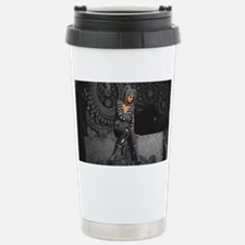 The Time Runs Off Travel Mug