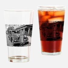Classic car Drinking Glass