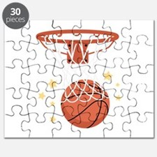 BASKETBALL HOOP Puzzle