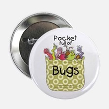 Pocket full of Bugs! Button
