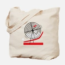 Bingo Game Spin Whirl Tote Bag