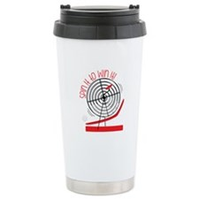 Spin It To Win It! Travel Mug