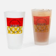 OT Thank You Cards Drinking Glass