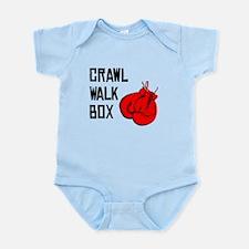 Crawl Walk Box Body Suit